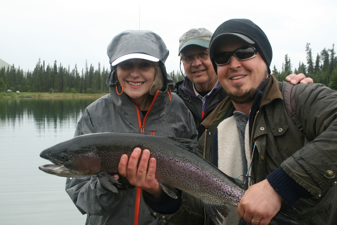 Evening half day trip fish denali alaska day fishing trips for Fish and trip